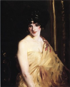 Betalo The Dancer by Robert Henri
